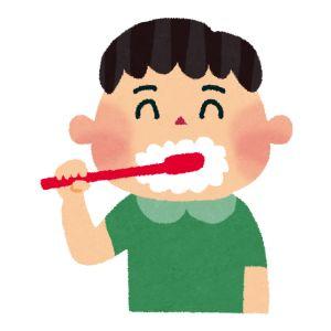 ジャパネットファン 電動歯ブラシ イラスト1