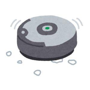 ジャパネットファン ロボット掃除機 イラスト1