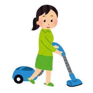ジャパネットファン 掃除機 イラスト3