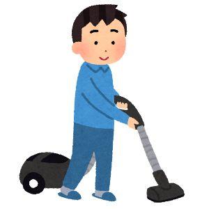 ジャパネットファン 掃除機 イラスト6
