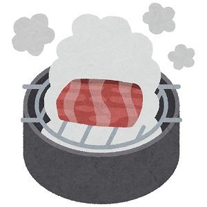 ジャパネットファン トースター イラスト2