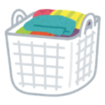 ジャパネットファン 洗濯機 イラスト5