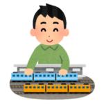 ジャパネットファン 鉄道模型 イラスト1